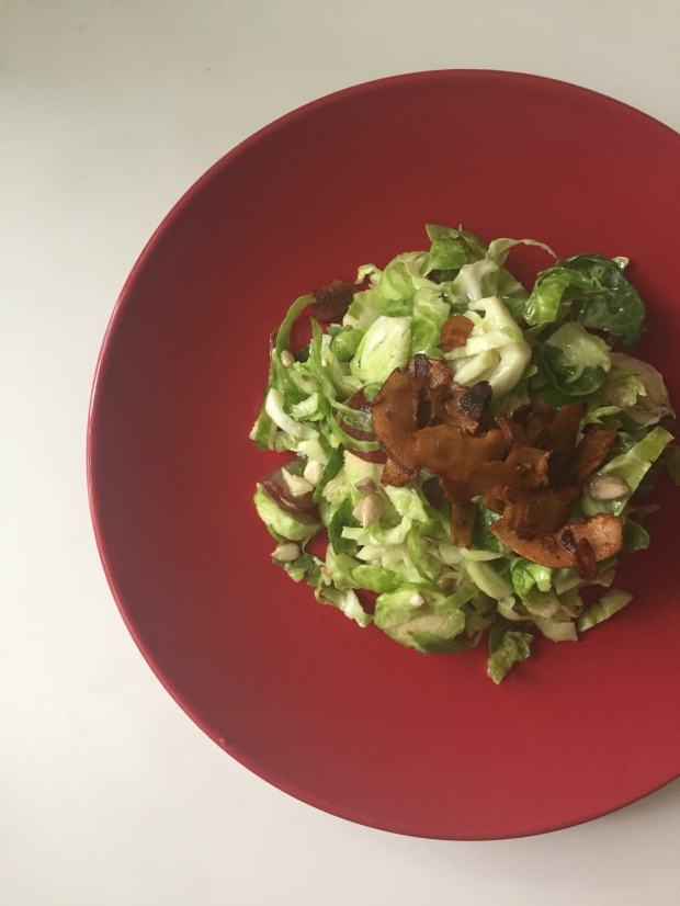 shaved-brussels-sprout-salad-with-coconut-bacon